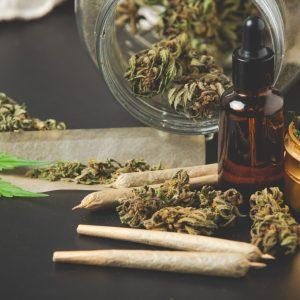 Marijuana Pre-Rolled Joints